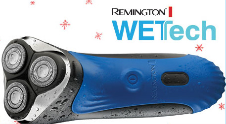 Remington WETech Rotary Shaver $78 at Big W