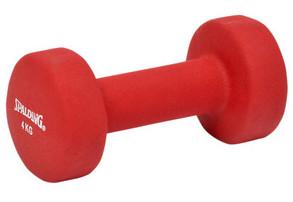 Neoprene Dumbbell - 4kg for $20 at Big W