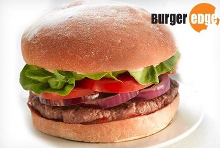 $6 Gourmet Burger at Burger Edge