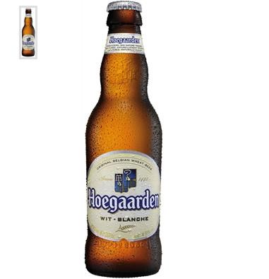 Hoegaarden White 24 x 330ml Bottles $43.99 at Ourcellar