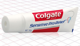 Free Sample Of Colgate Sensitive Pro-Relief Toothpaste 30g