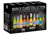 World Class Beer Collection $21.90 per pack at Dan Murphy's