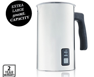 Large Expressi Milk Frother $39.99 at Aldi