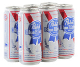 Pabst Blue Ribbon  Premium Lager Cans 473mL for $54.90 at Dan Murphy's