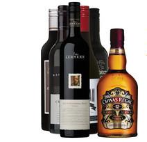 Scotch & Shiraz Selection $99.00 per bundle at Dan Murphy's