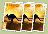 Free Booklet of 5 Concession Stamps