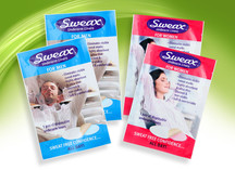 2 Free Sweax Underarm Liners from Cosmetic Discounts