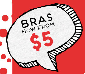 Bras N Things Up To 90% Off Sale - Bras from $5