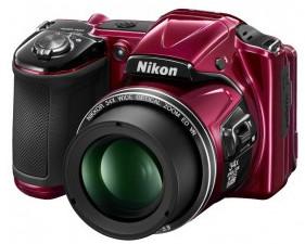 Nikon L830 Digital Camera $268 at Dick Smith