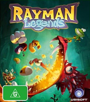 Rayman Legends $37 at JB Hi-Fi Online