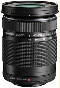 Olympus EZM4015-R M.Zuiko Digital 40- 150mm f4.0-5.6R Telephoto Lens $175