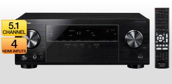 Pioneer 5.1 Channel Home Theatre Receiver Bonus DVD Player $347 at JB Hi-Fi