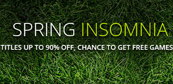GOG Spring Insomnia Sale - 100 Great Titles Up To 90% Off