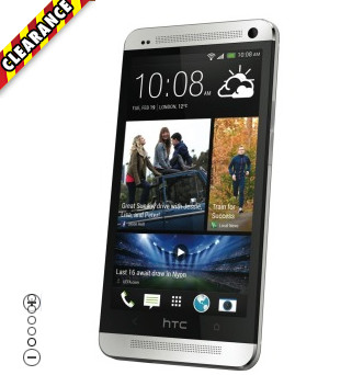 HTC M7 ONE - Unlocked $586 at The Good Guys