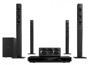 PHILIPS 5.1 3D Blu-ray Home Theatre System $298 at Dick Smith
