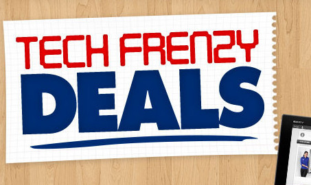 Great Tech Frenzy deals available at The Good Guys
