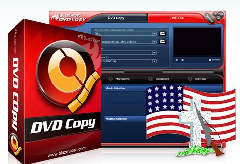 Free BlazeVideo DVD Studio Copy