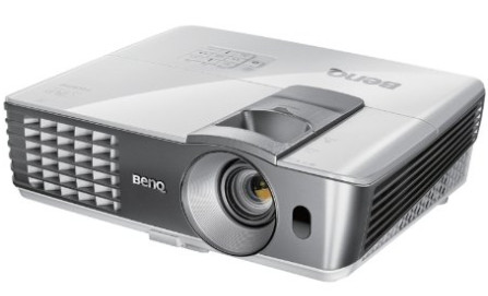 BenQ W1070 1080P 3D Home Theater Projector $799 at Amazon