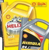 Shell Oils HX5 15W-40 5L for $19.99 at Repco