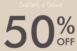 50% off Outerwear from Katies