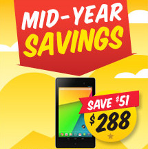 15% Off ASUS Tablets from Dick Smith